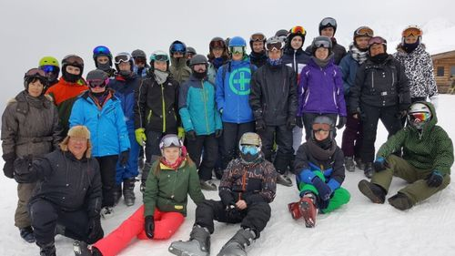 2018-02-22 - Kompaktkurs Wintersport 1